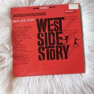 West Side Story Vintage Vinyl Record